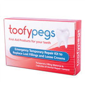 Picture of Toofypegs Dental Repair Kit - 0050500