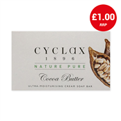 Picture of Cyclax Cocoa Soap Twin Pack 90g - 029260