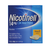 Picture of Nicotinell Patch TTS 14mg 7s - 0909374