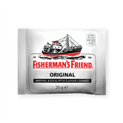 Picture of Fishermans Friend Original Lozenges 25gm - 0934554