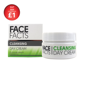 Picture of Face Facts Cleansing Day Cream 50ml - 13279150