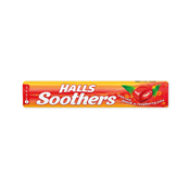 Picture of Halls Soothers Peach & Raspberry 45gm - 2763589