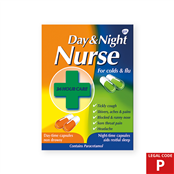 Picture of Day & Night Nurse Caps Combo 24's (P) - 2881290