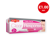 Picture of Clear Response M/stream Preg Test 2Pk - 309092
