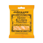Picture of Jakemans Honey & Lemon Menthol 100g - 3189925