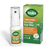 Picture of Vizulize Dry Eyes Eye Mist 10ml - 3648417