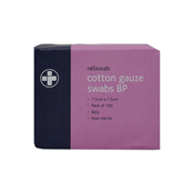 Picture of Cotton Gauze Swabs BP 8Ply 7.5x7.5 100PK - 372