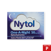 Picture of Nytol One A Night Caplets 50mg 20's (P) - 3824620