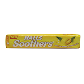 Picture of Halls Soothers Honey & Lemon 45gm - 3988144