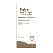Picture of Polytar Scalp Shampoo 150ml - 4021820