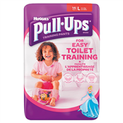 Picture of HUGGIES Pull Ups Girls M/L 14s - 4055711