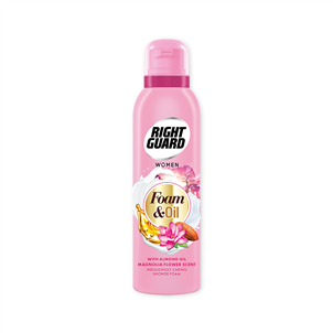 Picture of Right Guard Almond S/Foam & Oil 200ml - 4077574
