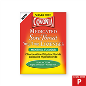 Picture of Covonia Lozenges Menthol Sugar Free - 4100202