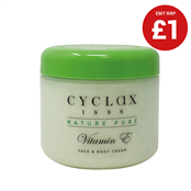 Picture of Cyclax Vit E Face & Body Cream 300ml - 4100376
