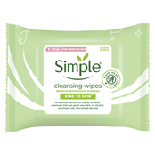 Picture of Simple Kind To Skin Cleansing Wipes 25's - 72408
