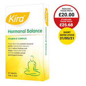 Picture of Kira Hormone Balance Tablets 40's - 8344434