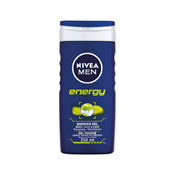 Picture of Nivea Men Shower Gel Energy 250ml - BD130122