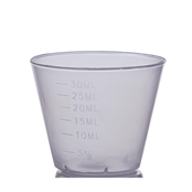 Picture of PK100 30ml Graduated Medicine Cup - DP18659