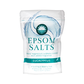 Picture of Elysium Epsom Salts Eucalyptus 450g - ELY1002
