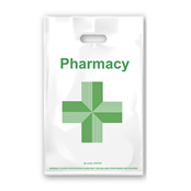 Picture of EMT NHS Pharmacy Carriers Bags - EMTD7
