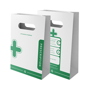 Picture of Prescription Carrier Bags P5(500) - EMTP5