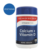 Picture of VS Calcium & Vit D 400mg Tablets 180's - F8379