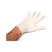 Picture of Latex Gloves Small Powder Free 100's - FN648