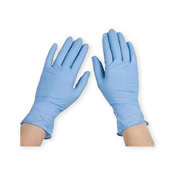 Picture of Latex Gloves Medium Powder Free 100's - FN649