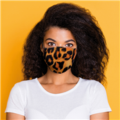 Picture of Reusable Face Covering Animal Print - MASK20L