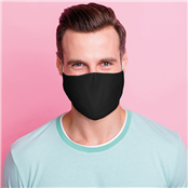 Picture of Reusable Face Covering Black - MASK35L