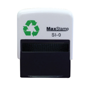 Picture of Maxstamp 0-CRC Self Inking Stamp 23x8mm - MAX0