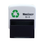 Picture of Maxstamp 1-Balance Stock Check Stamp - MAX1