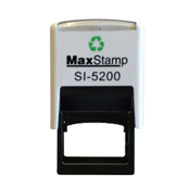 Picture of Maxstamp Controlled Drugs Stamp 28x6 - MAX5200CD