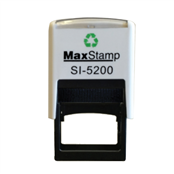 Picture of Maxstamp 5200-Oral Methadonen Stamp 28x6 - MAX5200OM