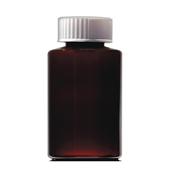 Picture of 120ml Precapped PET Round Tablet Bottles - RE120