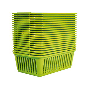 Picture of Large Baskets Lime Green Packs Of 20 - S03L093