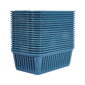 Picture of Medium Baskets Blue Packs Of 20 - S03M095