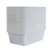Picture of Small Baskets White Packs Of 20 - S03S094