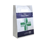 Picture of Scottish NHS Prescription Carrier Bags - SCP5