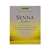 Picture of Senna Tablets 24s (Licenced) - SEN001