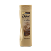 Picture of Dove Glow Tan Lotion Med-Dark 250ml - SUDOV054